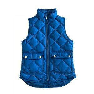 Like New J.Crew Excursion Quilted Vest